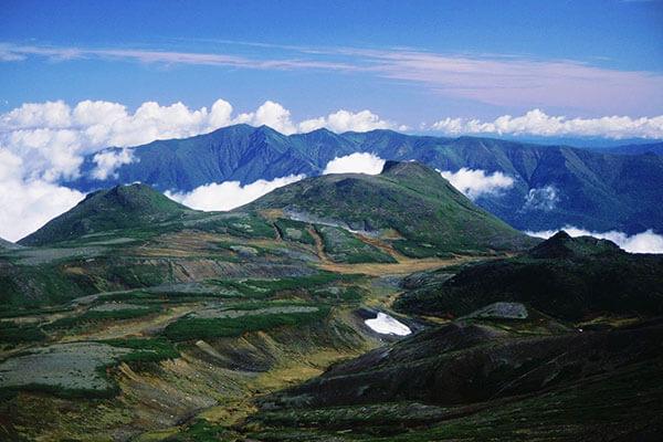 大雪山層雲峡・黒岳|NPO法人かむい